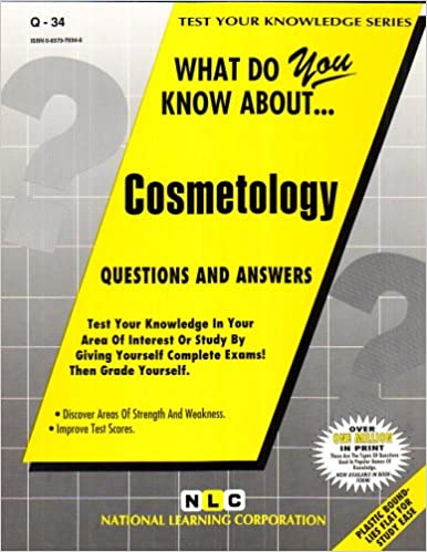 COSMETOLOGY (Test Your Knowledge Series) (Passbooks) (TEST