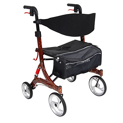 Drive Medical 10266hd br Nitro Rollator