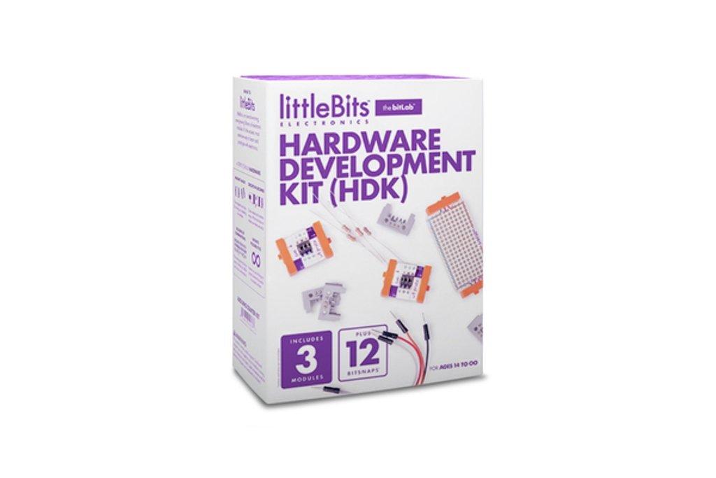 littleBits 電子工作 組み立てキット HDK Hardware Development Kit ハードウェアディベロッパーキットB013HX8VC0HDK Hardware Development Kit