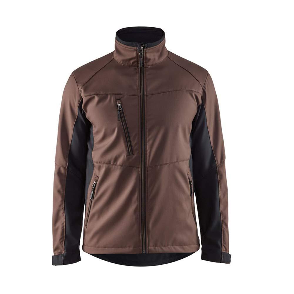 Blaklader Workwear Softshell Jacket Black//Yellow XS