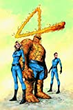 img - for Marvel Knights Fantastic Four, Vol. 5: The Resurrection of Nicholas Scratch (Vol 1) book / textbook / text book