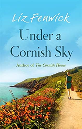 book cover of Under a Cornish Sky