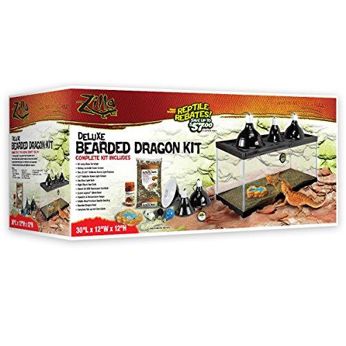 Zil Kit Bearded Dragon 20l (Bearded Dragon Starter Kit)