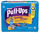 Huggies Pull-Ups Learning Design Training Pants, Size 4T-5T, Boy, 42 Count each, Pack of 4, 168 total pants by Pull-Ups