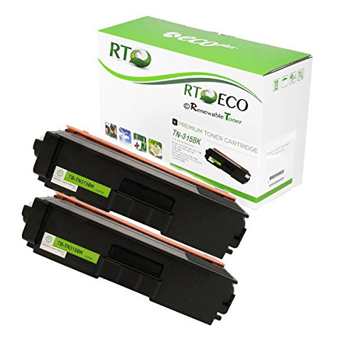 Renewable Toner TN 315BK Compatible Cartridge