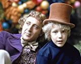 #7: Willy Wonka & the Chocolate Factory Featuring Gene Wilder, Peter Ostrum 11x14 Promotional Photograph