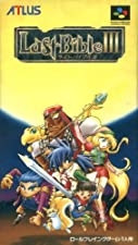 Last Bible III (Japanese Import Video Game)
