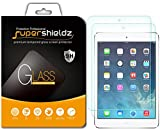 (2 Pack) Supershieldz for Apple New iPad 9.7 inch (2018 and 2017), iPad Pro 9.7 inch, iPad Air 2 and iPad Air 1 (9.7 inch) Tempered Glass Screen Protector, Anti Scratch, Bubble Free: more info