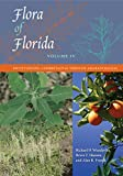 img - for Flora of Florida, Volume IV: Dicotyledons, Combretaceae through Amaranthaceae book / textbook / text book