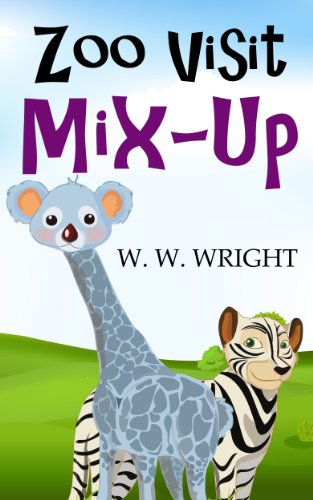 Zoo Visit Mix-Up (English Edition)
