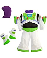 Disney Store Toy Story Buzz Lightyear Costume Size 12-18 Months Infants/Toddlers
