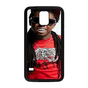 YUAHS(TM) Custom Case for SamSung Galaxy S5 I9600 with lil wayne YAS046439