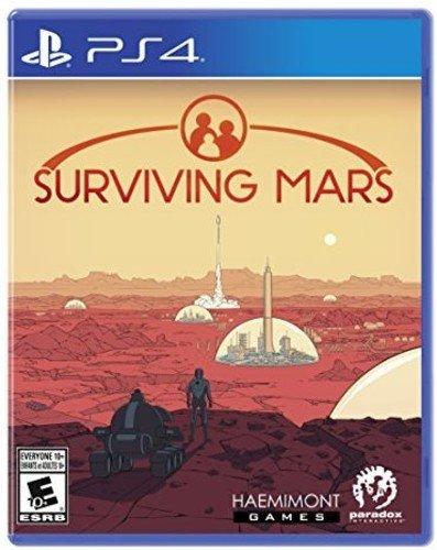 Surviving Mars   Playstation 4