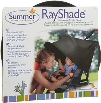 Amazon.com: RayShade® UV Protective Stroller Shade Improves ...