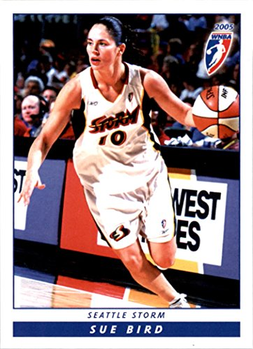 2005 WNBA #50 Sue Bird - NM-MT