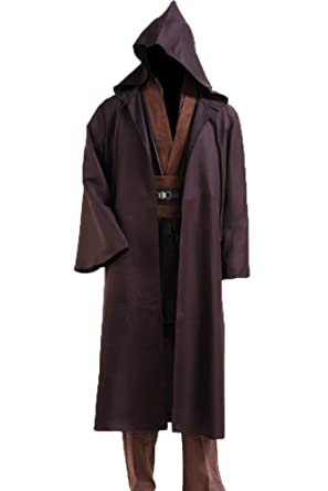cosplaysky star wars jedi robe costume anakin skywalker halloween outfit small