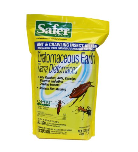 Safer Brand 51702 Diatomaceous Earth