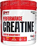 SAN Nutrition Performance Creatine – Creatine Monohydrate Supplement, 60 Servings For Sale