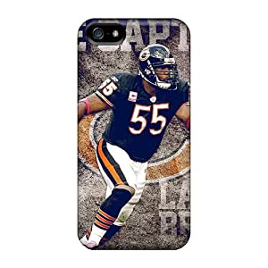 Iphone High Quality Tpu Case/ Chicago Bears AQC388yHod Case Cover For Iphone 5/5s