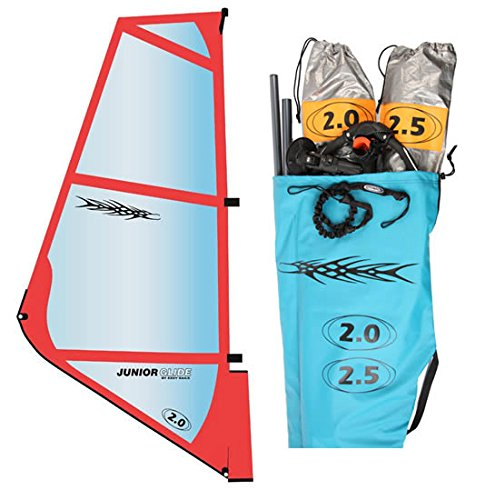 Chinook Glide Junior Windsurf Rig 2.0m Kids Sz 2.0/2.5m