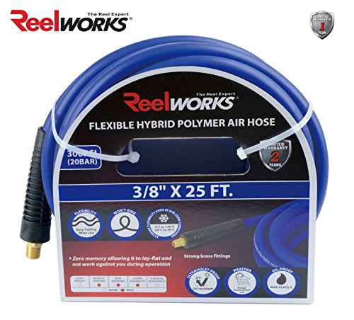 3 8 air hose repair kit - 8