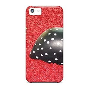 DaMMeke Fashion Protective Santos Sp Brasil Case Cover For Iphone 5c