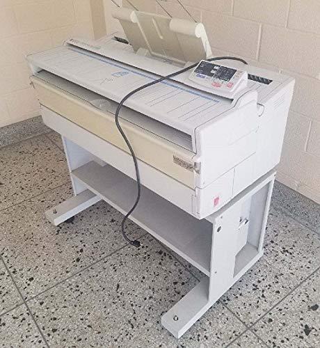 (Photocopier Ricoh FW750 FW-750 Wide Large Format Paper Copier Print Business Computer Office Architect Printer Copy Machine Work Designer Design)