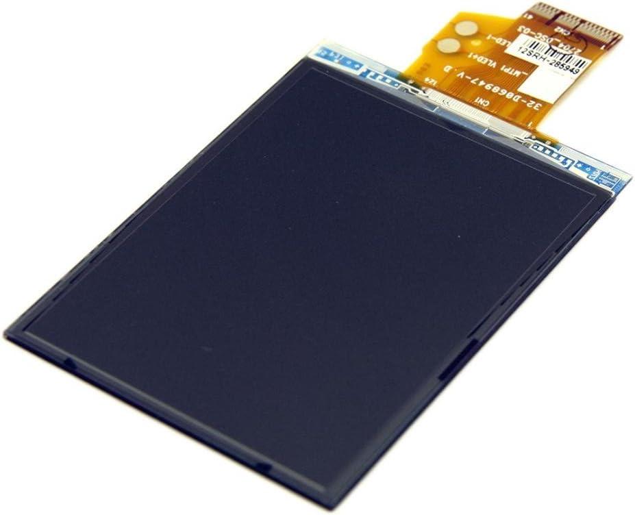 Skiliwah LCD Screen Display Panasonic Lumix DMC-FS40 FH6 S5 DIGITAL CAMERA Repair Parts Replacement