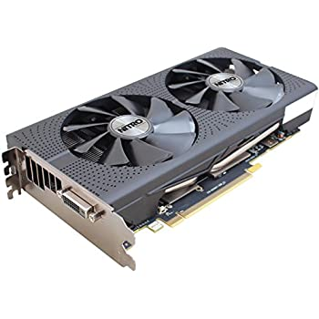 SAPPHIRE 11256-31-21G Radeon RX 470 4GB GDDR5 PCI-E (UEFI) (Built with Samsung Memory) Brown Box Version - OEM