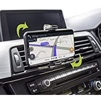 Car Vent Phone Holder - Air Vent Mount - Universal Cell Mount - Olixar inVent Nova - 360 Degree Rotation & Case Compatible