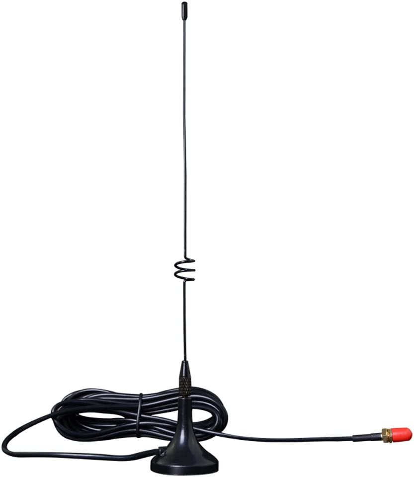 Antena móvil de doble banda VHF UHF EasyTalk UT-108UV Mini alta ganancia Antenas de largo alcance para radio de coche Transceptor Yaesu Kenwood HYT ...