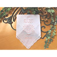 Sister Bridesmaid Gift handkerchief from the Bride-Wedding Hankerchief-PRINTED-CUSTOMIZED-Weddings-Sisters of the Bride-Bridesmaid-LS5FCAC by Snugahug[40]