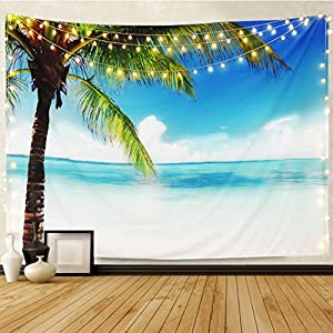 51H9hKYD-UL._SS300_ Beach Tapestries & Coastal Tapestries