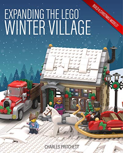 Expanding the Lego Winter Village por Charles Pritchett