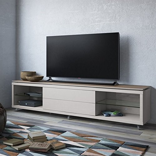 Maple Modern Tv Stand - 7