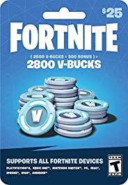 Fortnite V-Bucks Gift Card