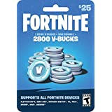 Fortnite V-Bucks Gift Card (redeem at Fortnite.com/vbuckscard)