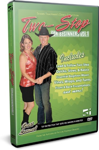 Two-Step for Beginners Volume 1 (Shawn Trautman's Dance Collection)