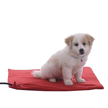 samber de mascotas perro gato de de Radiador para seguro impermeable LED de impuestos Pult mascotas