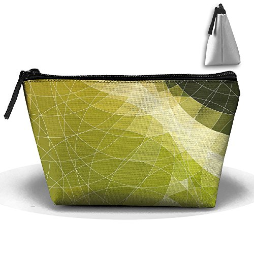 Travel Case Cosmetic Storage Bags Vector Graphics Green Imag