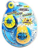 Wave Runner Skipping Speed Duo Set Water Skipping Bouncing Balls Mega Ball & Pool Ball- Two Water Balls for Price of One…