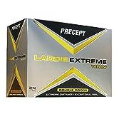 Precept 2017 Laddie Extreme Golf Balls (Pack of 24)