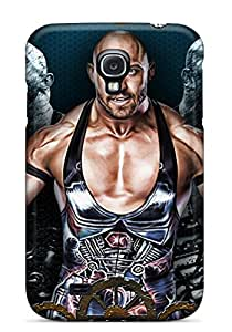 RachelMHudson Snap On Hard Case Cover Ryback Wwe Superstar 2013 Protector For Galaxy S4