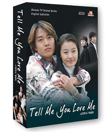 Amazon com: Tell Me You Love Me by Kim Rae Won: Kim Rae Won