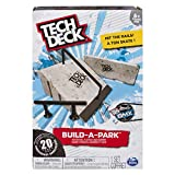 Tech Deck - Build-A-Park – Kicker Rail, Flatbar, and Barrier – Ramps Board and Bikes