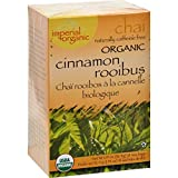 Uncle Lee s Imperial Organic Cinnamon Rooibus Chai Tea - 18 Tea Bags - 100% Organic -