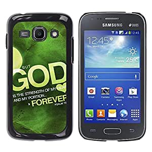 - God Jesus Christ Cross - - Slim Guard Armor Phone Case FOR Samsung Galaxy Ace3 s7272 S7275 Devil Case