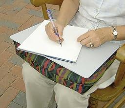 Bean Bag Lap Desk Assorted Patterns & Colors