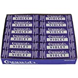 C. Howard Violet Mints 15 pcs 12 Count