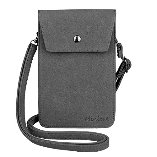 MINICAT Finish Synthetic Leather Crossbody product image